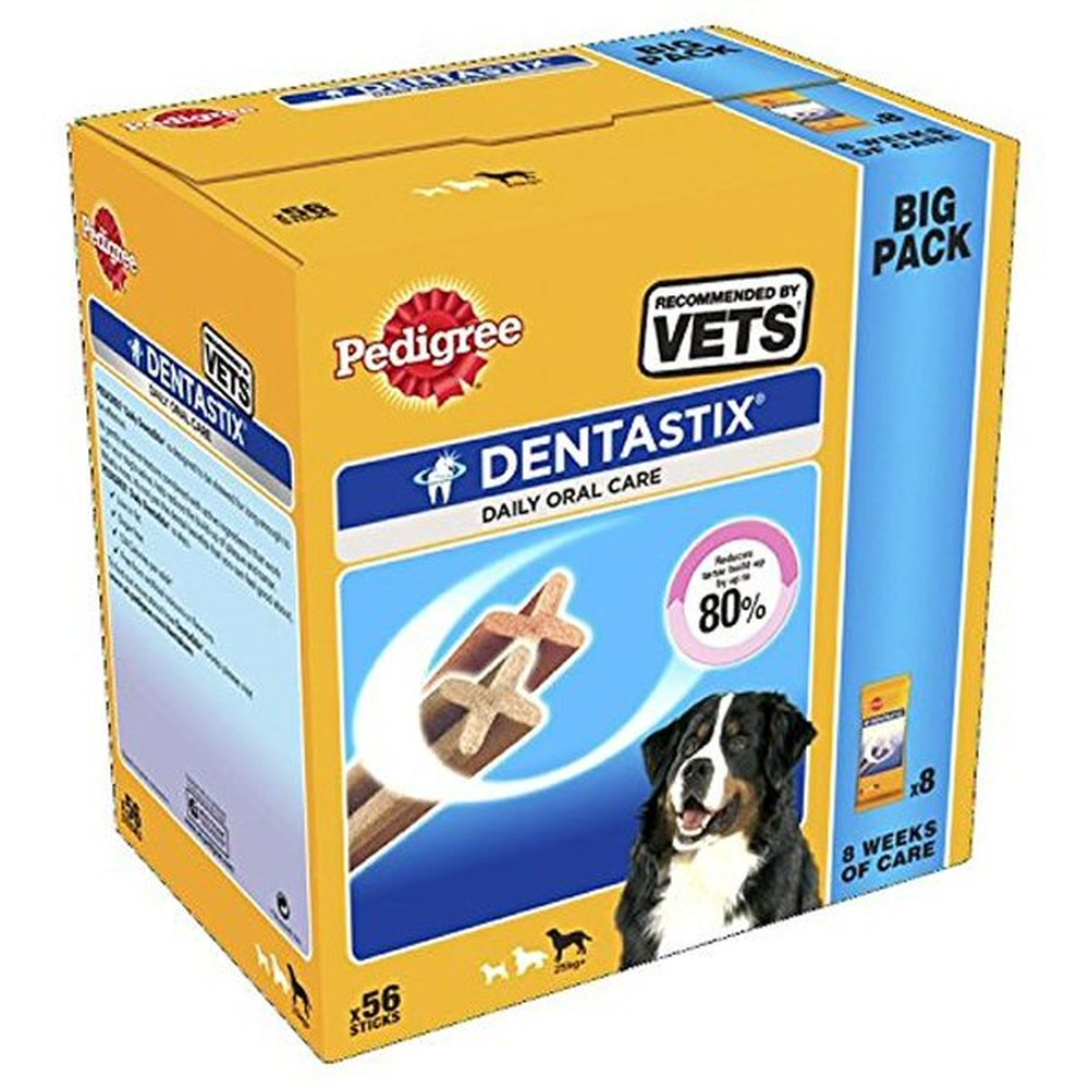 Pedigree Large Dogs 56 Sticks Dentastix Daily Oral Care