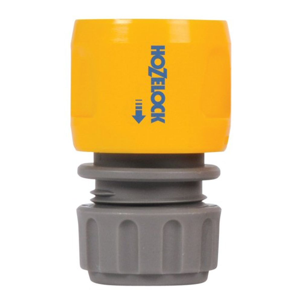 Hozelock (12.5mm & 15mm) Hose End Connector