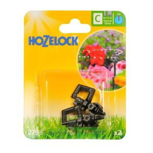 Hozelock 360° Mini Water Sprinklers (Pack of 2)
