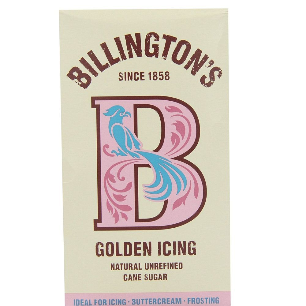 Billingtons Golden Icing Sugar