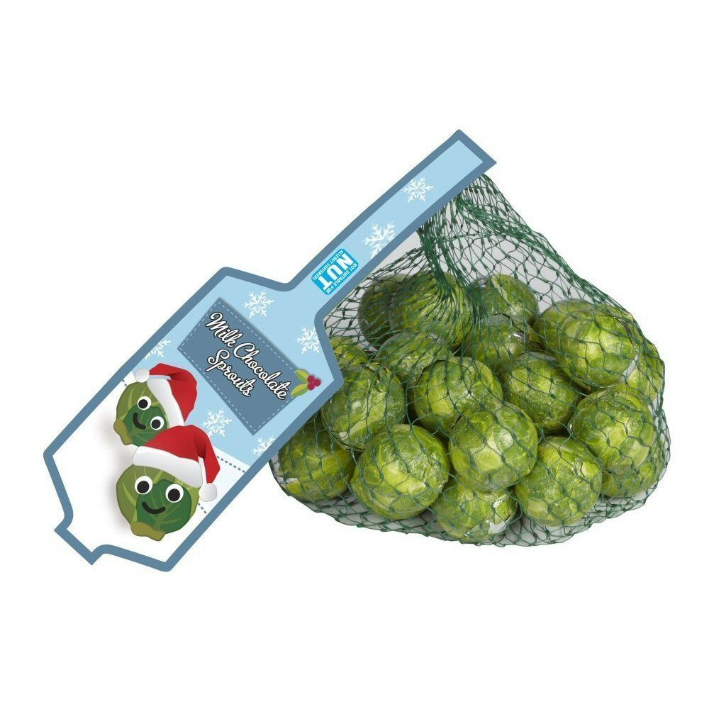 Milk Chocolate Sprouts 75g