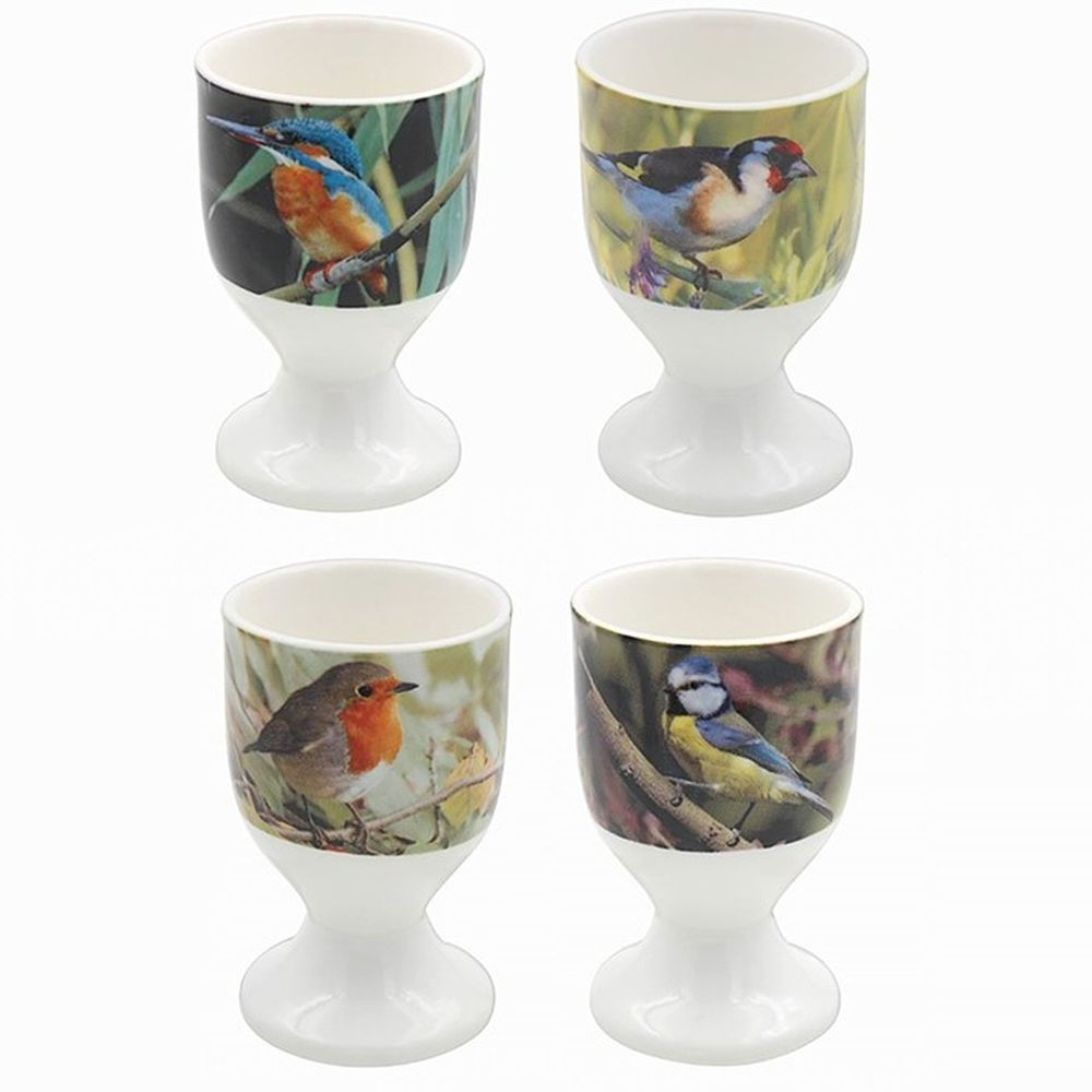 British Birds Egg Cup Set (Choice of 4)