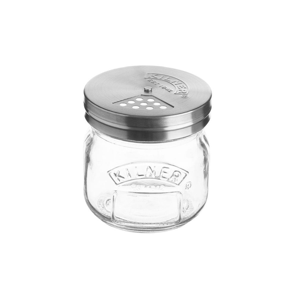 Kilner 250ml Storage Jar with Shaker Lid