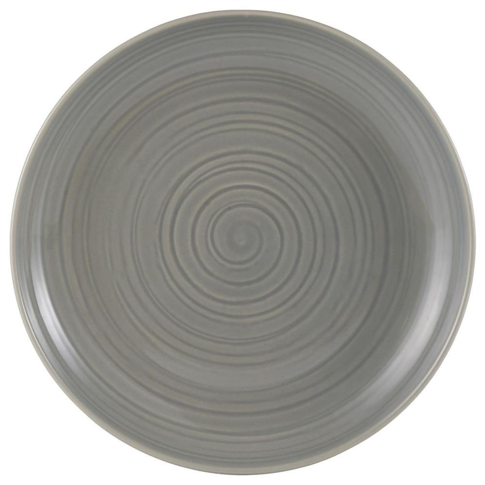 Mason Cash 26cm Grey William Mason Dinner Plate