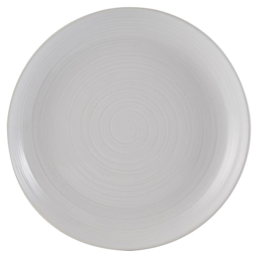 Mason Cash 26cm White William Mason Dinner Plate