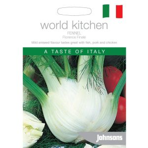 Johnsons World Kitchen Florence Fennel Finale Seeds