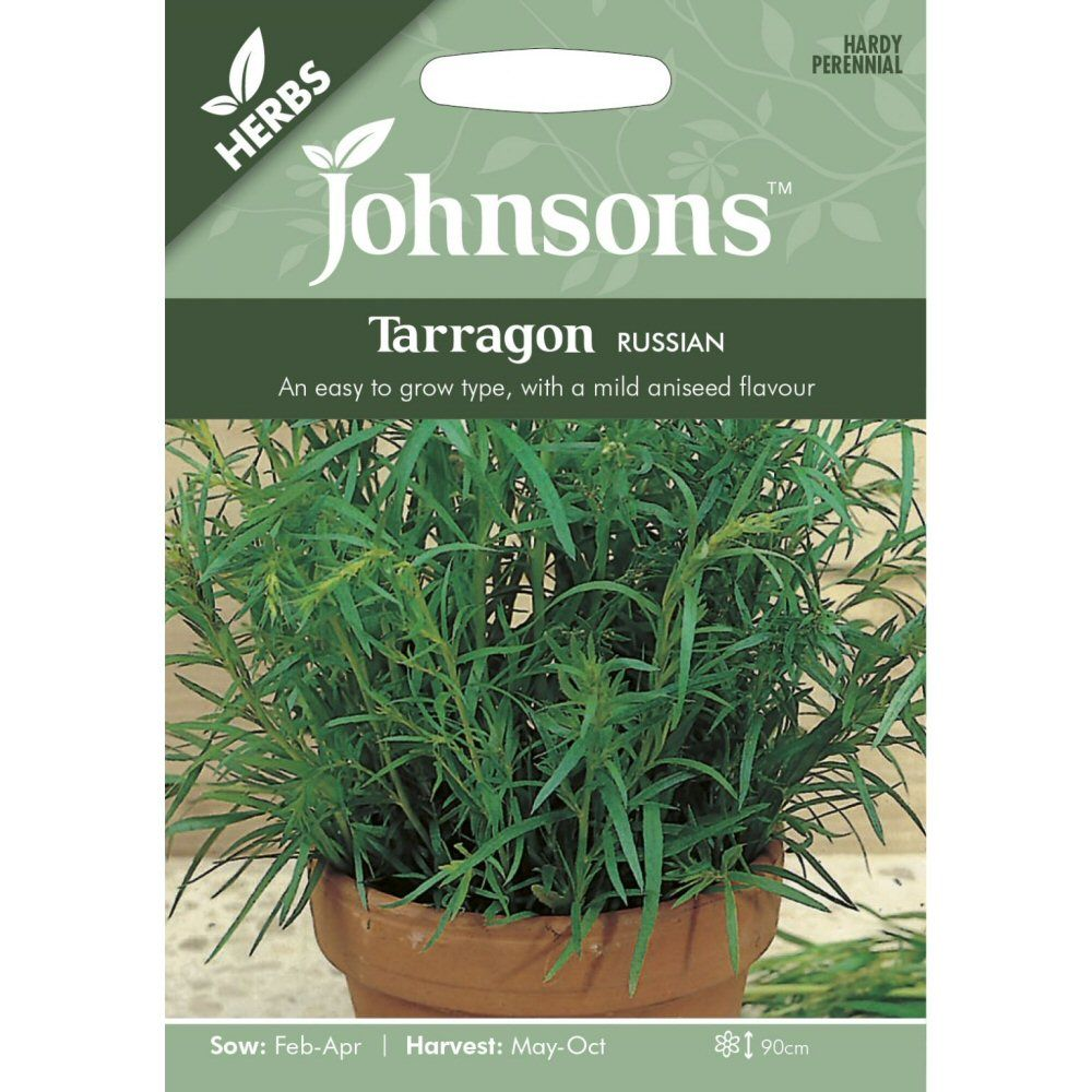 Johnsons Tarragon 'Russian' Seeds
