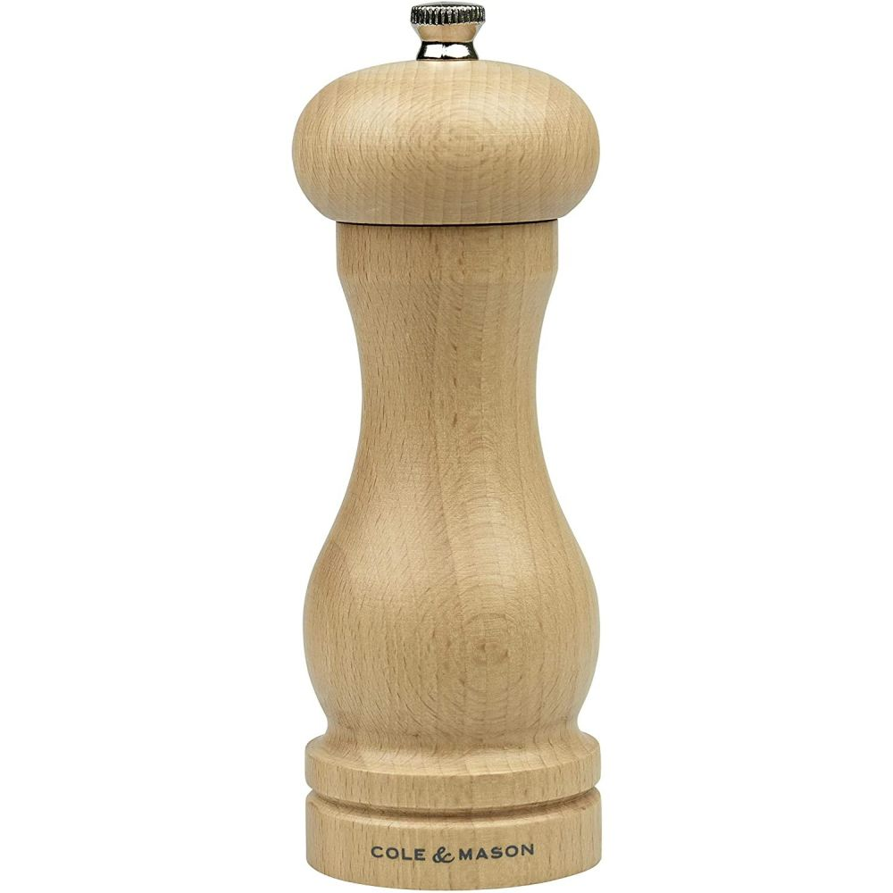 Cole and Mason 165mm Precision Capstan Pepper Mill
