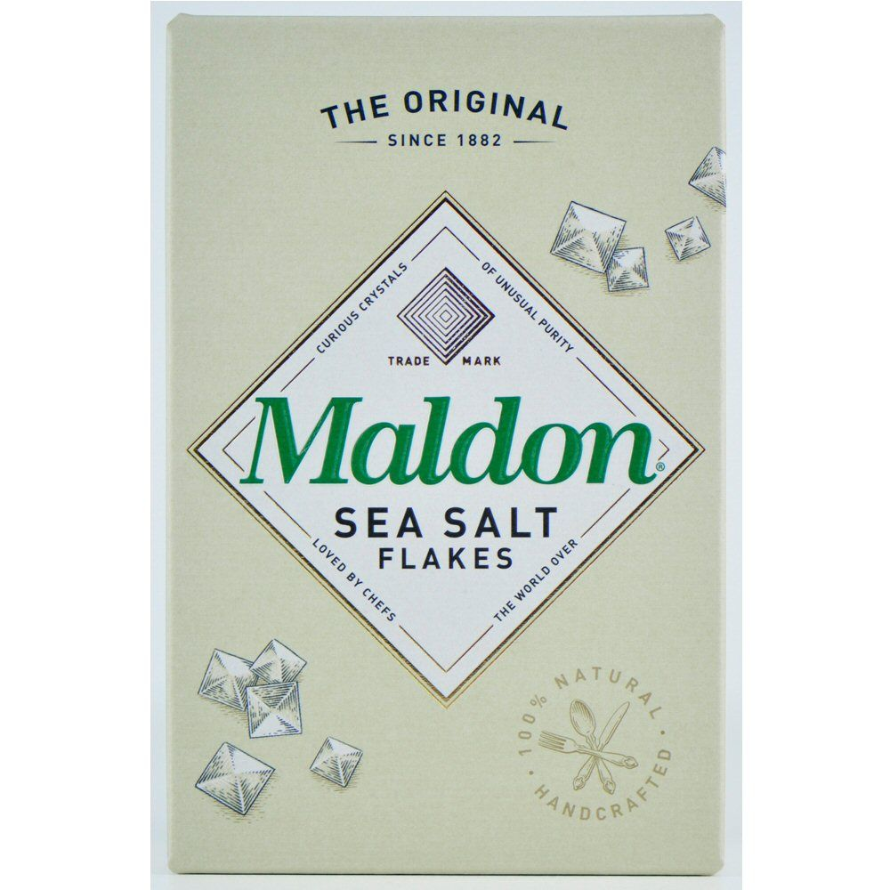 Maldon 250g Sea Salt Flakes