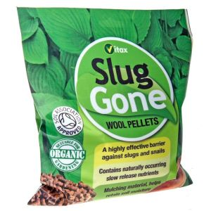 Vitax 3.5 Litre Slug Gone Wool Pellets