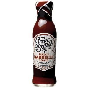 Great British Sauces 325g Smoky Barbecue Sauce