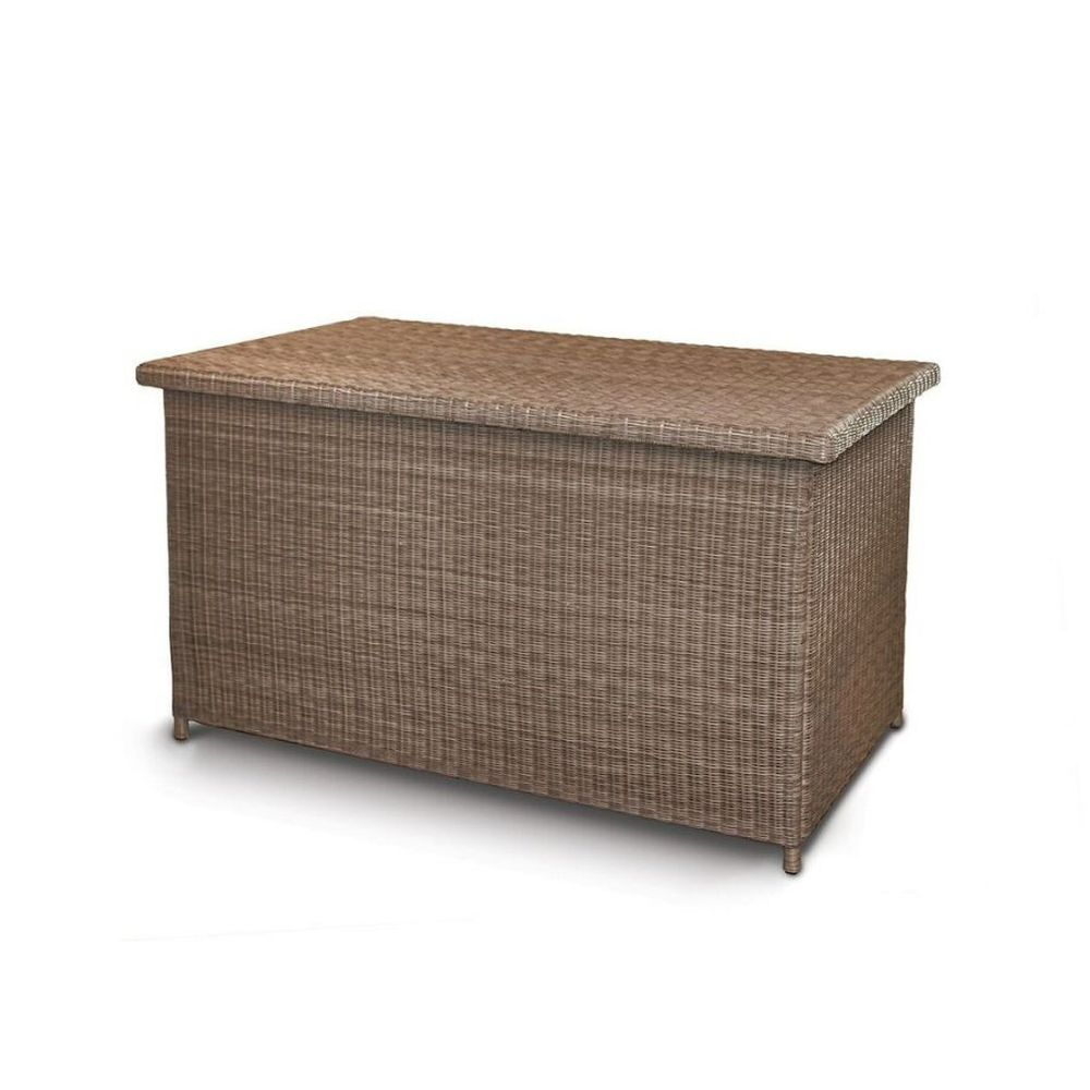 Kettler Large Rattan Cushion Box