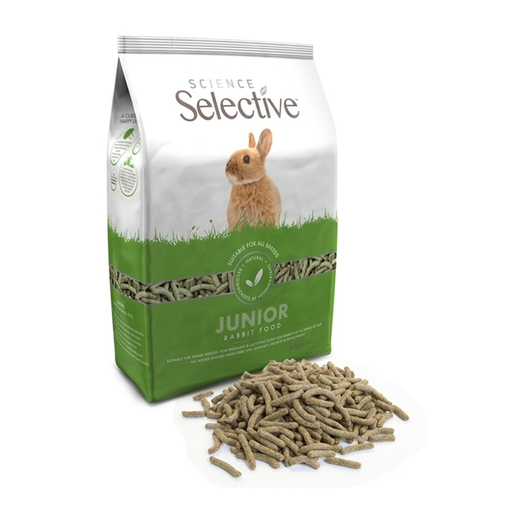 Supreme Petfoods Science Selective Junior Rabbit 1.5kg