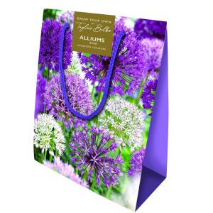 Taylors 20 Assorted Allium Bulb Bag