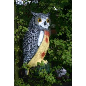 Bermuda Decorative Garden Owl