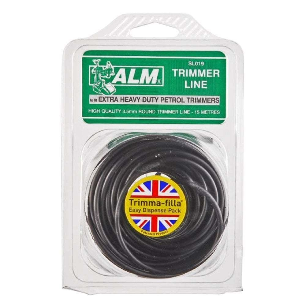 ALM 15m Extra Heavy Duty 3.5mm Trimmer Line ALMSL019