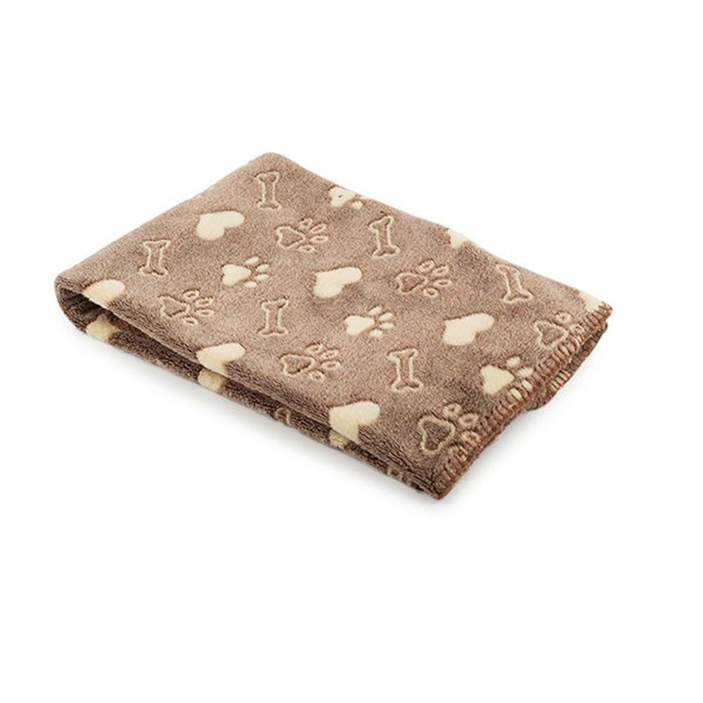 Ancol 74cm Brown Comfort Blanket