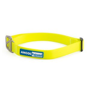 Ancol Small Yellow Extreme Collar