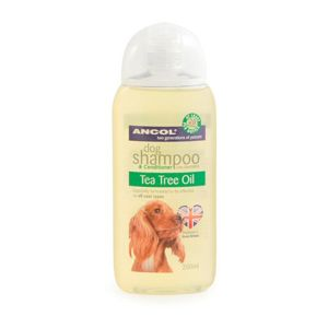 Ancol 200ml Tea Tree Oil Dog Shampoo - 390110