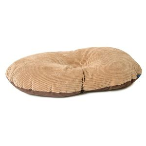 Ancol 90cm x 60cm Timberwolf Extreme Dog Cushion Bed - 552485