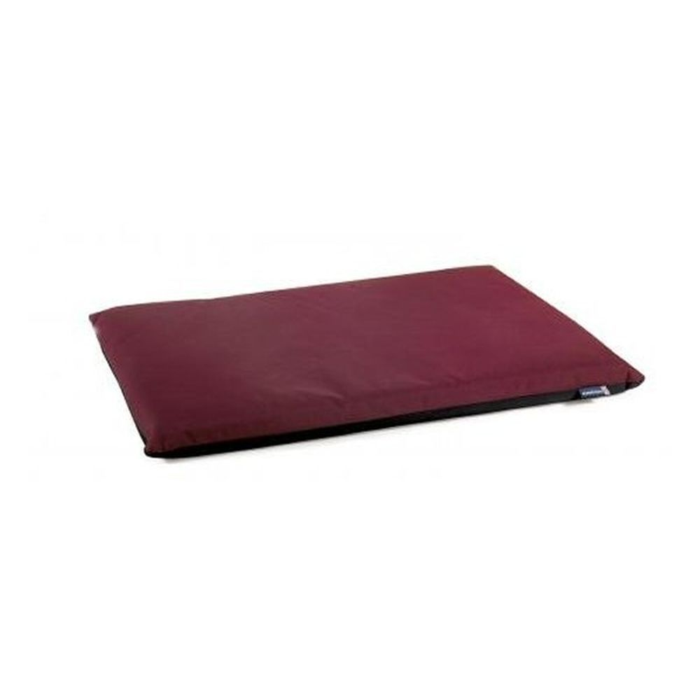Ancol Sleepy Paws 122x75cm Burgundy Waterproof Pad