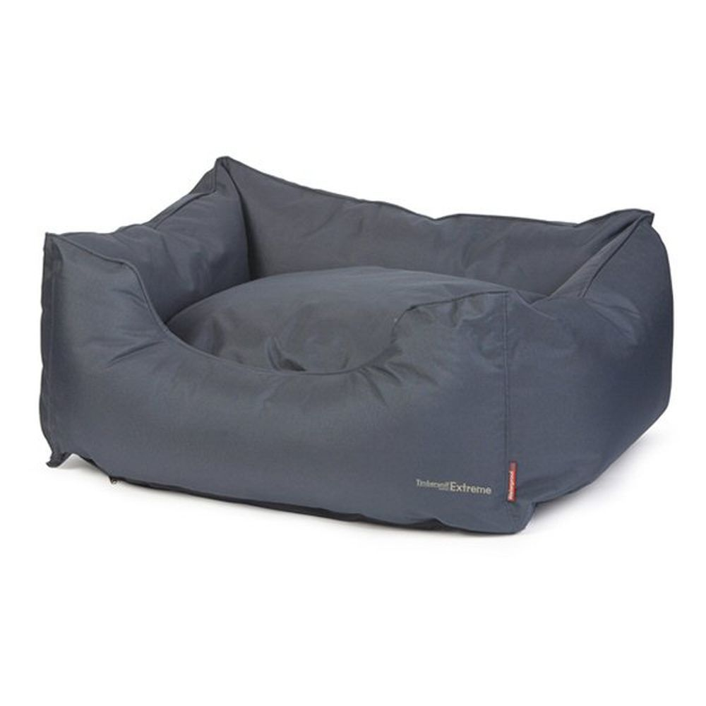 Ancol Timberwolf Jumbo Navy Waterproof Domino Dog Bed