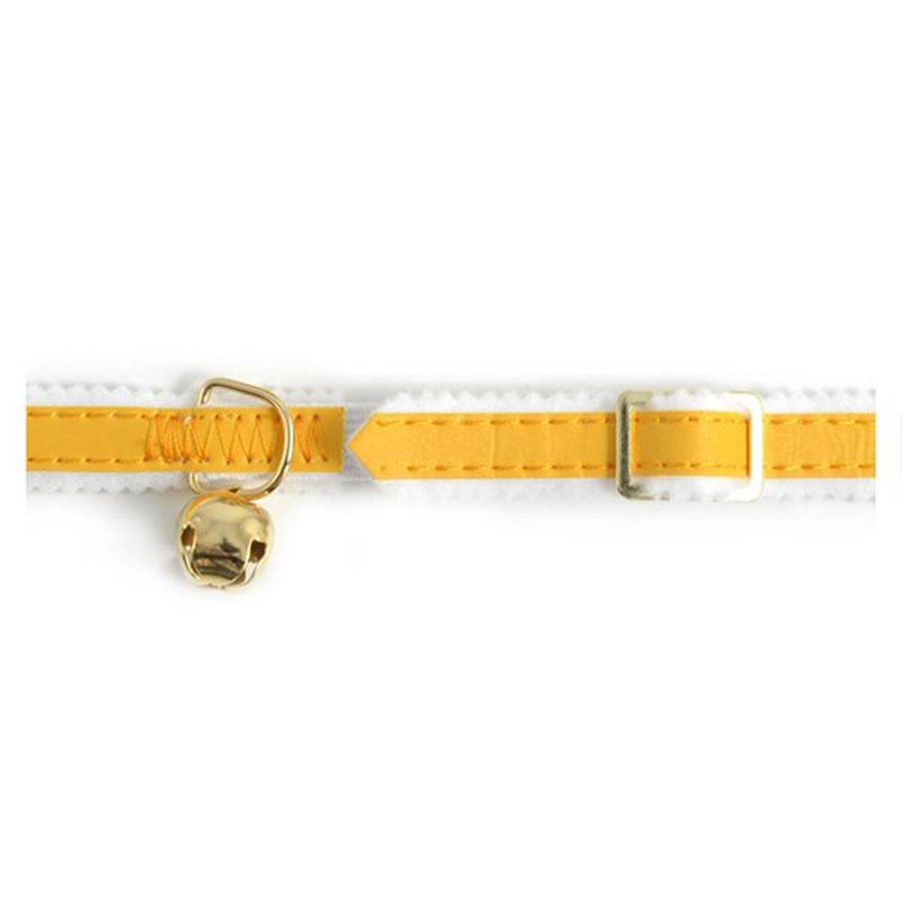 Ancol Yellow Reflective Cat Collar - 672770