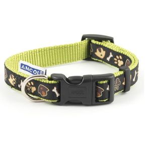 Ancol 20 - 30cm Colourful Dog And Kennel Collar - 688430