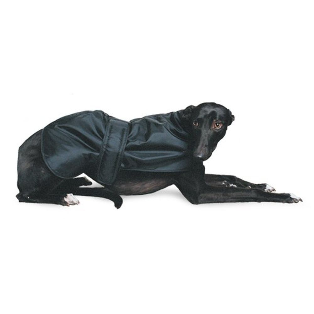 Ancol Muddy Paws 70cm Black Greyhound Coat - 980048