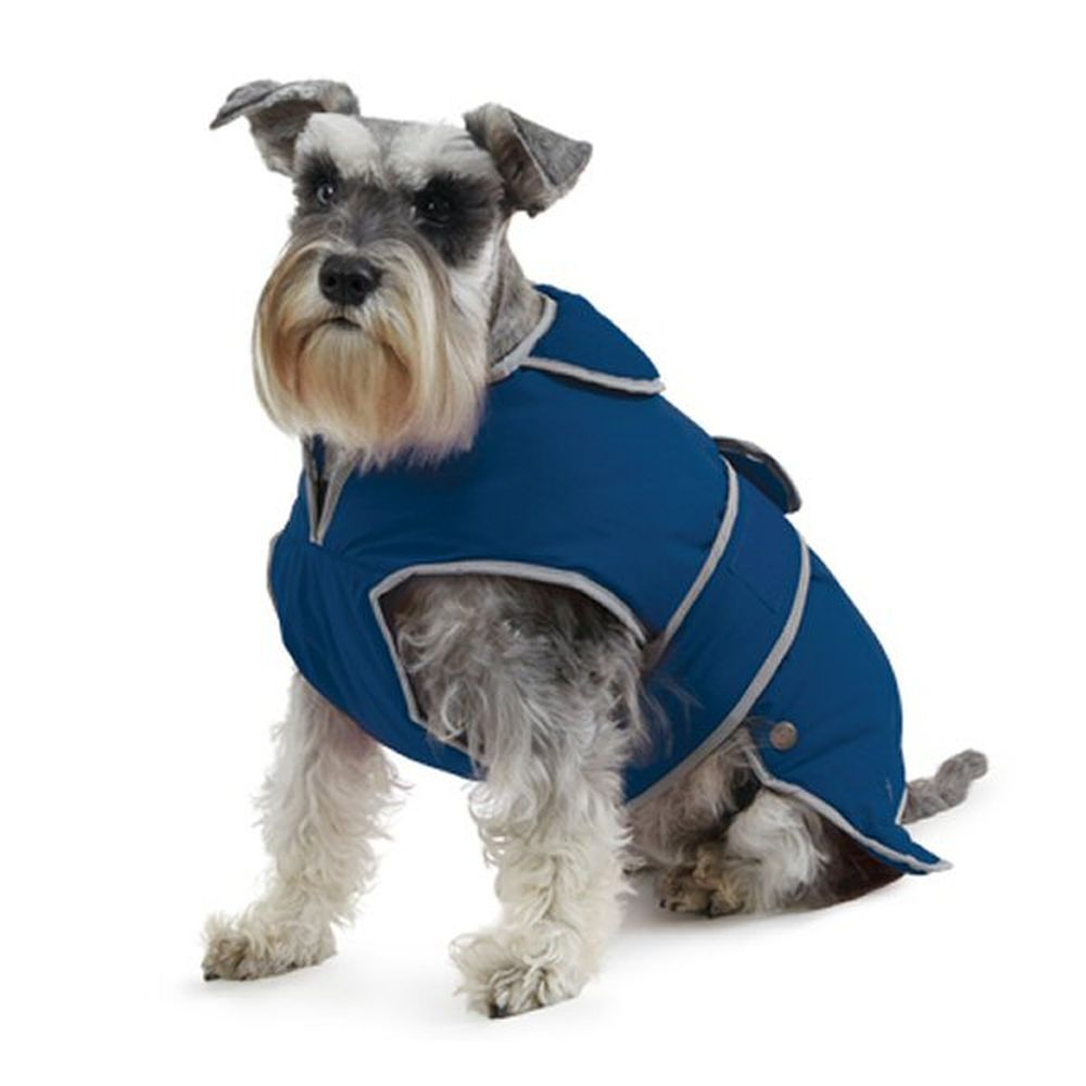 Ancol Muddy Paws Large Blue Stormguard Dog Coat - 980158