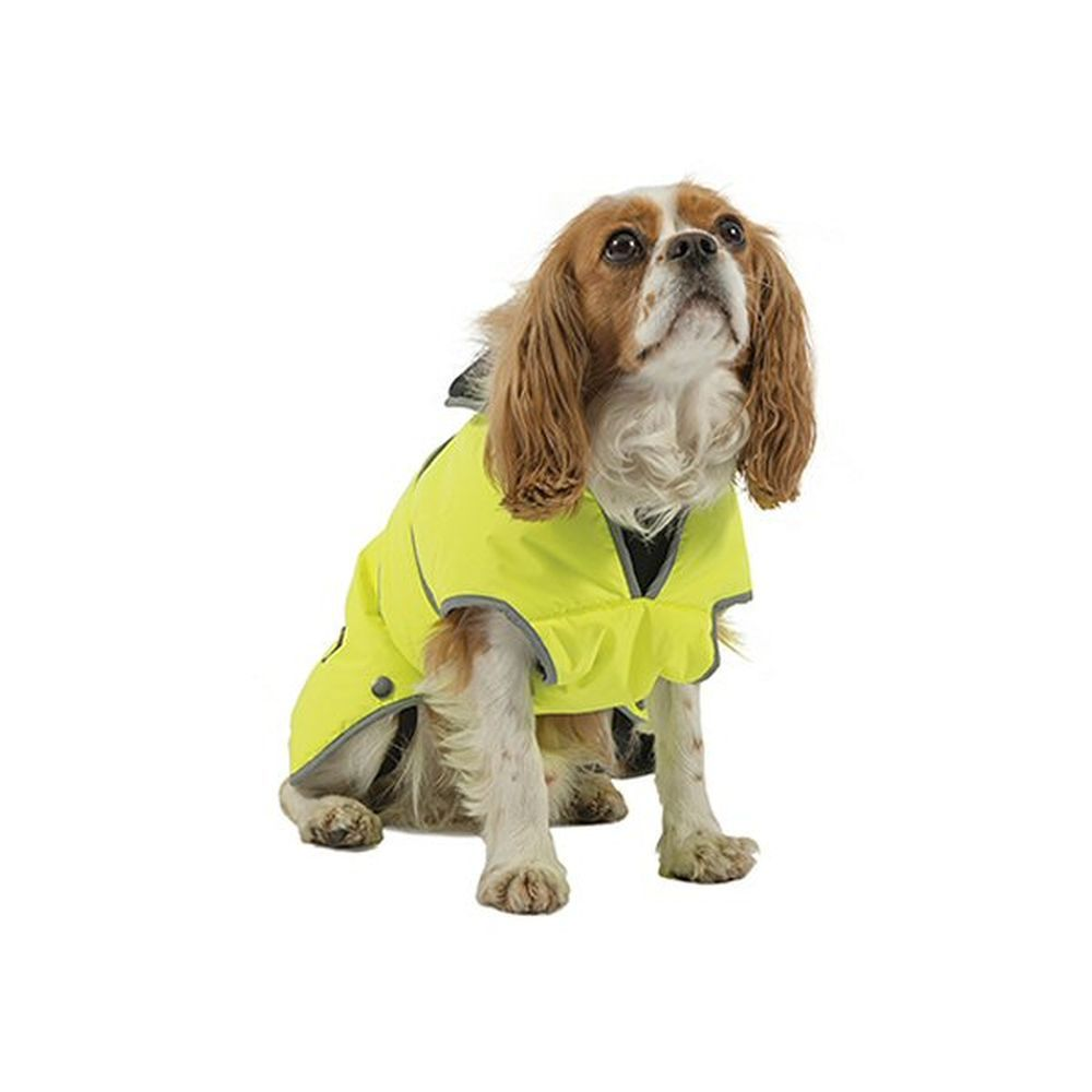 Ancol Medium Stormguard Hi-Visibility Dog Coat