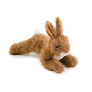 Ancol 30cm Hare Like Plush Dog Toy