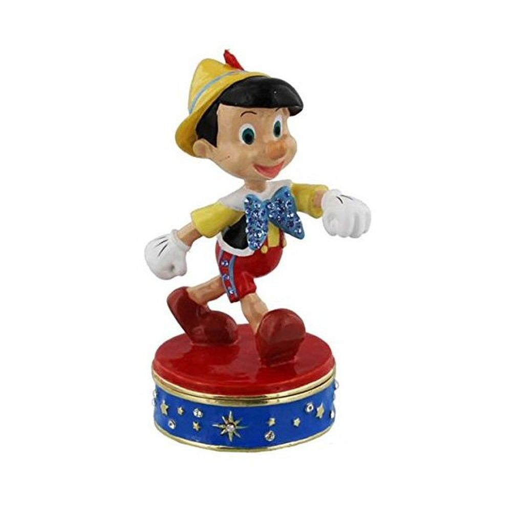 Pinocchio Disney Trinket Box