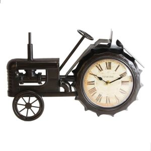 Widdop and Co Retro Style Tractor Clock - W2767