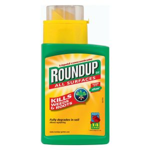 Roundup 280ml GC Liquid Concentrate Weedkiller
