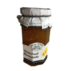 Cottage Delight 340g Three Fruit Marmalade - 000009