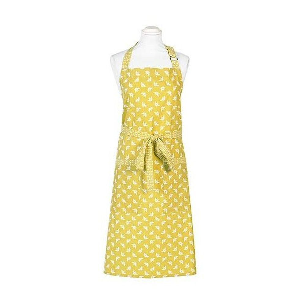 Walton & Co Ochre Bee Apron