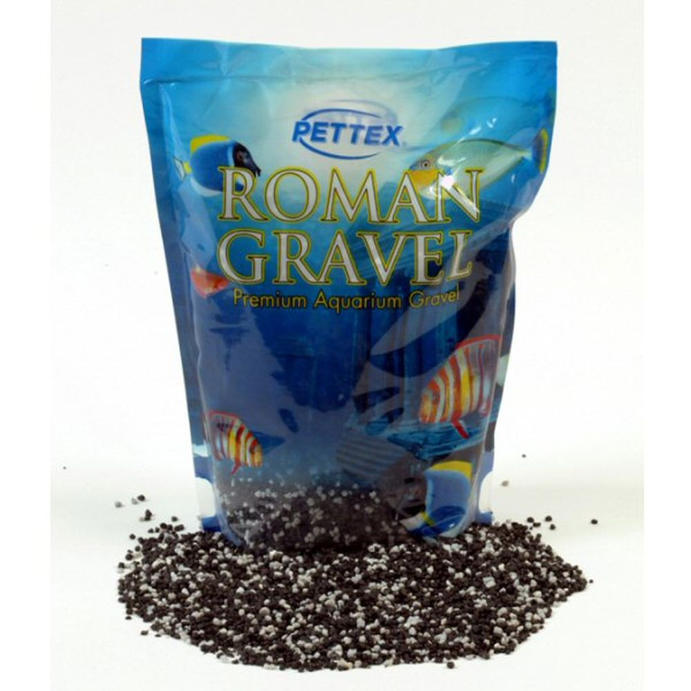 Pettex 2kg Roman Harlequin Aquarium Gravel Mix