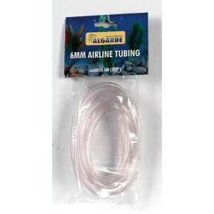 Algarde 4m (13ft) 6mm Airline Clear Fish Tank Tubing