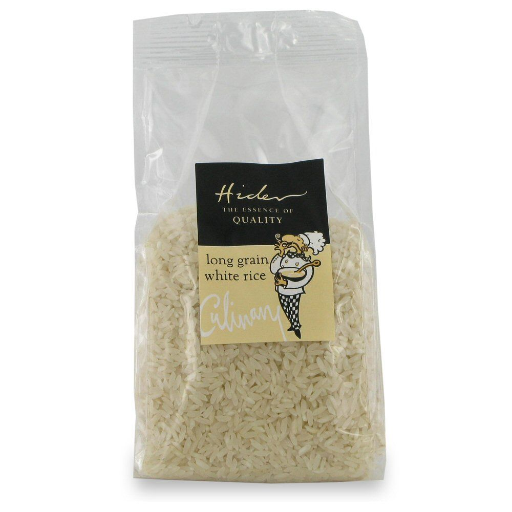 Hider 500g Patna Long Grain White Rice