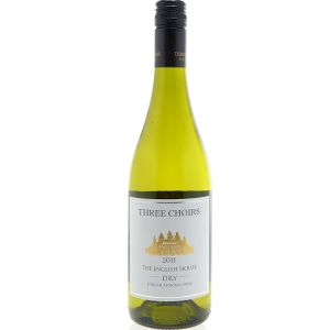 Three Choirs Vineyards English House Dry White Wine