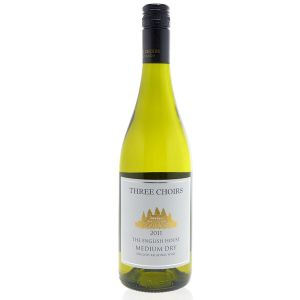 Three Choirs Vineyards English House Medium Dry White