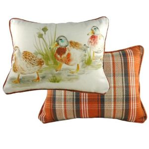 Evans Lichfield 43cm Country Ducklings Cushion