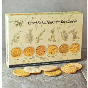 Cottage Delight Hand Baked Biscuits for Cheese Selection - 650843