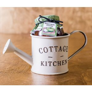 Cottage Delight Sweet Apple Chutney Mini Watering Can