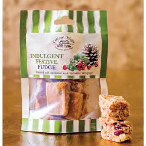 Cottage Delight 100g Indulgent Festive Fudge