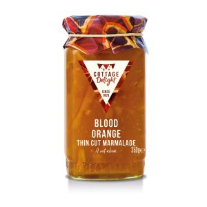 Cottage Delight 350g Blood Orange Thin Cut Marmalade