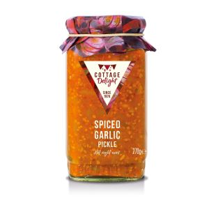 Cottage Delight 270g Spiced Garlic Pickle