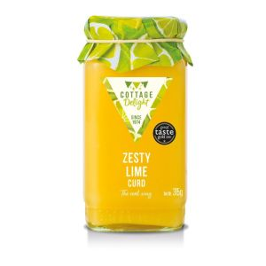 Cottage Delight 315g Zesty Lime Curd