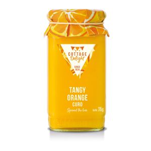Cottage Delight 315g Tangy Orange Curd